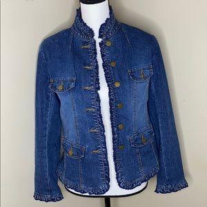Style & Co. Petite Denim Jacket